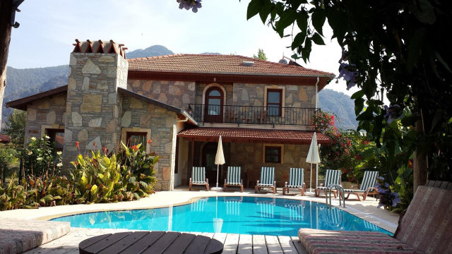 4 Bedroom Detached Villa in Dalyan