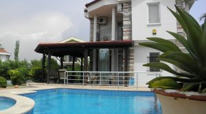 2 Bedroom Villa in Metinler