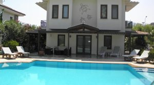 2 Bedroom Detached Villa in Dalyan