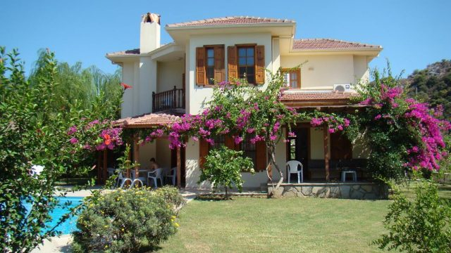 DETACHED Villa in Excellent location of DALYAN