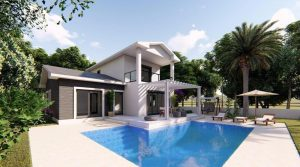Modern New Detached Villa
