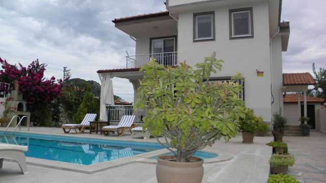 DETACHED Villa in DALYAN.