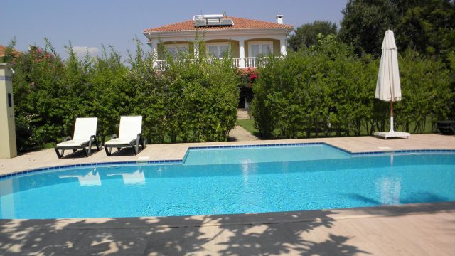 Large Detached Villa in Dalyan